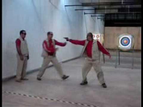 Defensa Personal para guardaespaldas