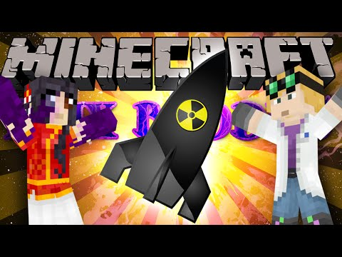 Minecraft - Flux Buddies #73 - Nuke In The Base (yogscast Complete Mod Pack) video