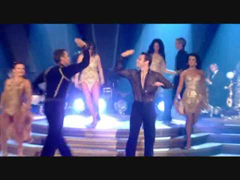 4 out of the 5 Past Strictly winners Dance on the Finals of strictly Come Dancing Series 6. Natasha (Series 1) does not dances but is in the audience (seen i...