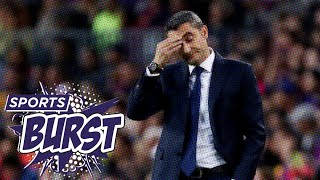 Sports Burst - Valverde out & Quique in 🤯