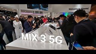 MWC2019: Xiaomi prezentuje modele Mi Mix 3 5G, Mi 9 oraz Mi 9 SE