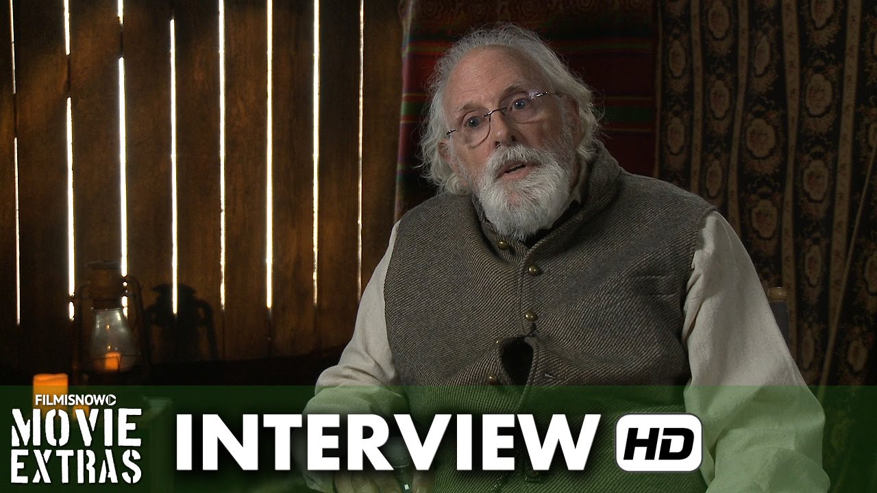 The Hateful Eight (2015) Behind the Scenes Movie Interview - Bruce Dern is 'General Sandy Smithers'