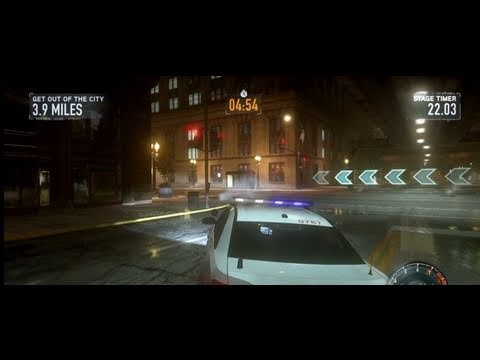 EA Need For Speed the Run - Gameplay 8 Minuti HD