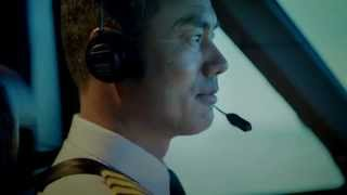 Story of Chinese father and son 747 pilots (Boeing China advertisement)