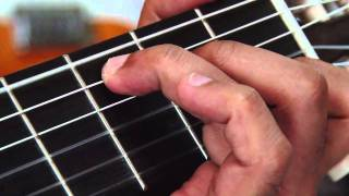 GUITAR TUTORIAL: How To Play E minor, C major, D Major