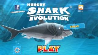 Hungry shark evolution megalodon