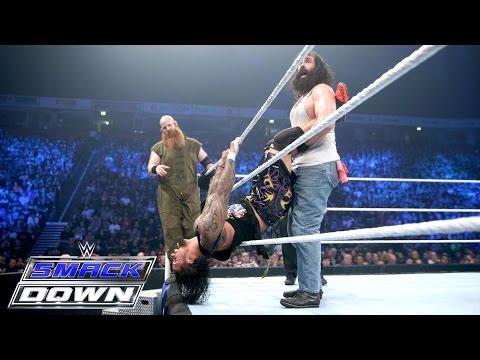The Usos vs. Luke Harper & Erick Rowan: SmackDown, November 12, 2015