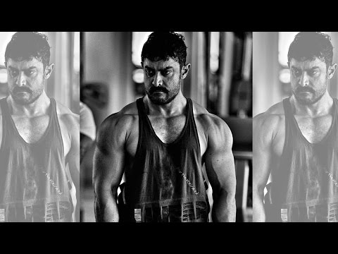 Aamir Khan's Gym Body Buidling Workout For DANGAl Leaked thumbnail