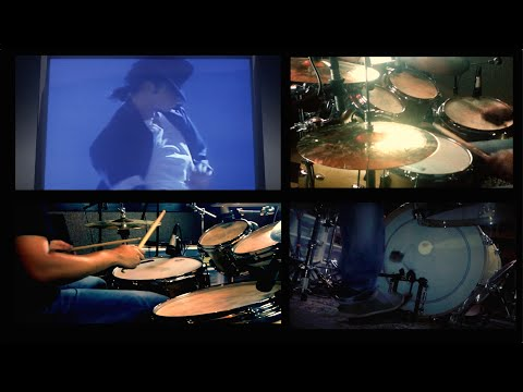 Michael Jackson - Love Never Felt So Good Ft. Justin Timberlake - Drum Cover by Leandro Caldeira