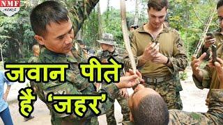 जवानों की सबसे कठिन training, Cobra gold, BSF Training