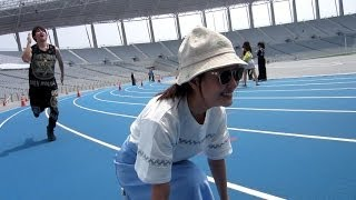 9. Aom Mike Incheon Asian Games main stadium @Full House Love Memory Special Trip 28May14