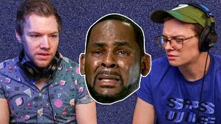 We react to R. Kelly's crazy interview.
