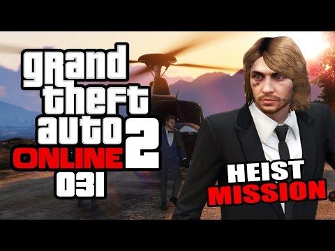 GTA ONLINE 2.0 #031 - Verfolgungsjagd mit Helikopter [HD+] | Let's Play GTA