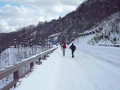 Hokkaido - Silencio en la nieve