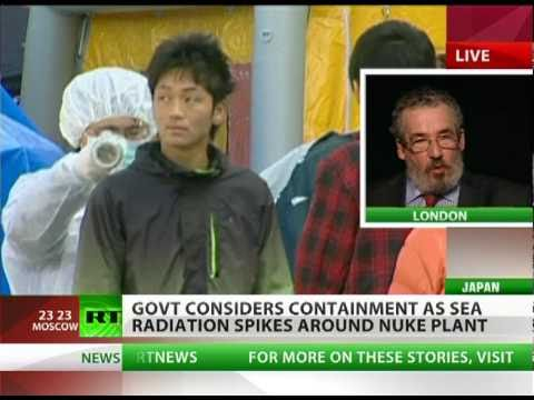 RT Fukushima 31 March 2011