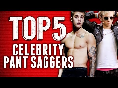 Justin Bieber & Liam Payne Show Off Underwear - Top 5 Fridays