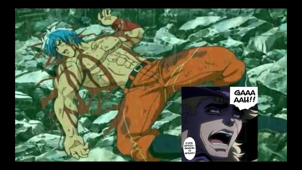 AH My Reaction To Blood In Toriko Anime YouTube