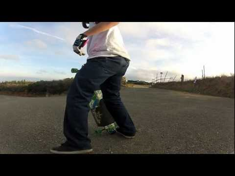 Levi Green - Rayne Longboards / West Hem Roll