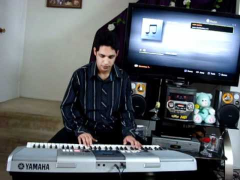 Nahin samne taal On Piano By Gaurav