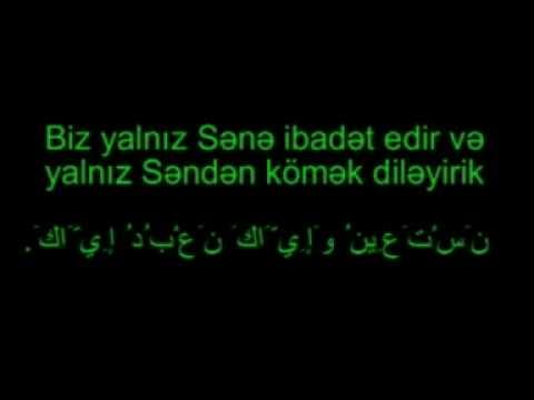Qurani Kerim Azerbaycan Dilinde