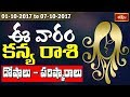 download Virgo Weekly Horoscope By Dr Sankaramanchi Ramakrishna Sastry || 01 Oct 2017 - 07 Oct 2017