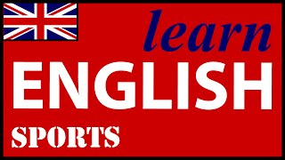 Sports in English, English Lessons for Learners