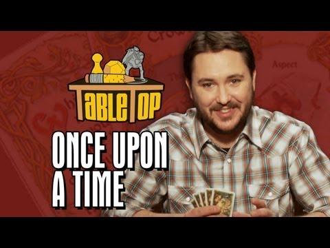 "Once Upon a Time: Wil Wheaton, Amy Berg, Mike Phirman, and Chris ""Doc"" Wyatt on TableTop SE2E03"