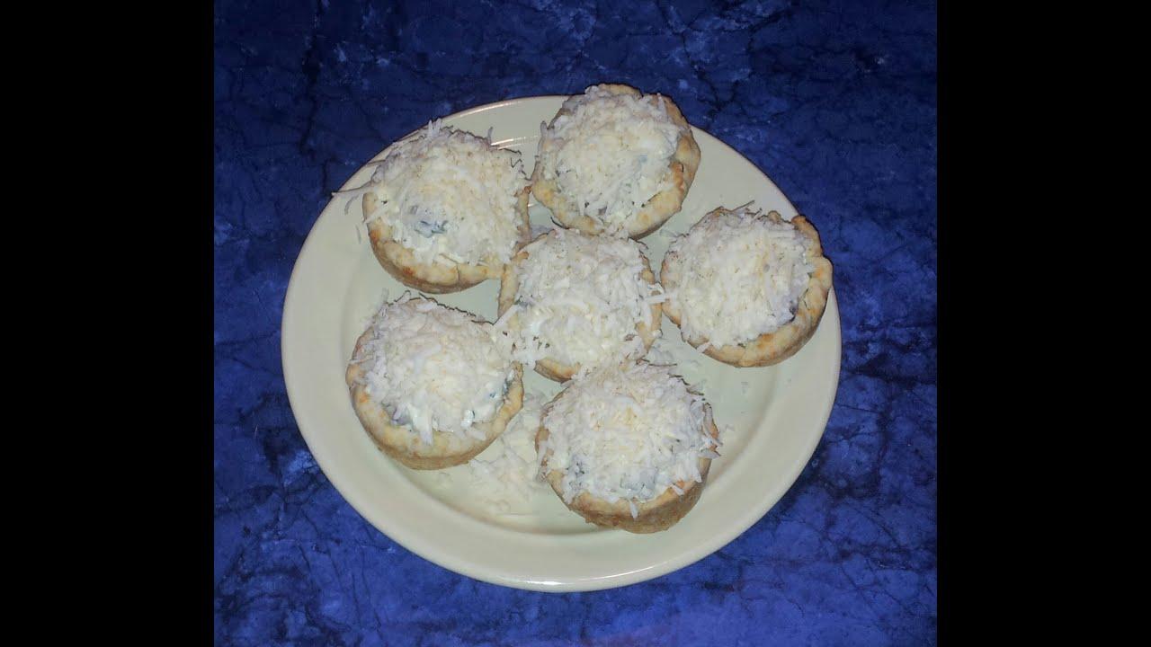 Рецепты корзиночки с начинкой пошагово
