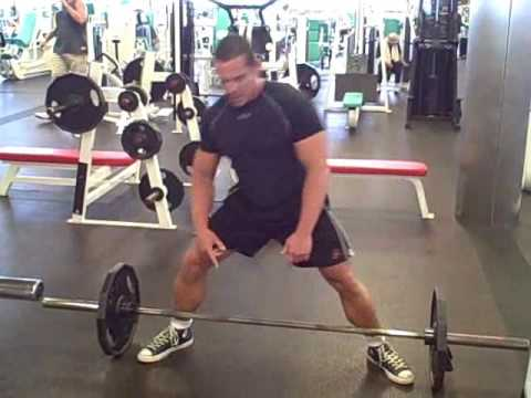 How To Do The Deadlift With Proper Form Image 1