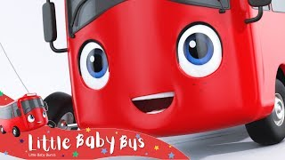 Buster and the Balloons! | Little Baby Bus | Kids Cartoons | Children's Stories