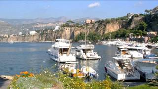 """Surrender"" - Elvis Presley - (Torna a Surriento ) - With images of Sorrento - Naples - Italy"