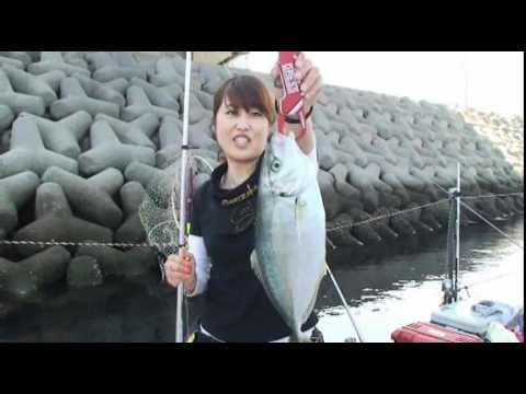 海上釣掘 田尻ポートで、シマアジ&マダイ快釣(後半)