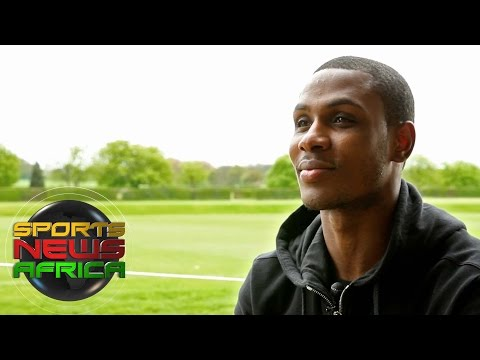 Sports News Africa Online: Odion Ighalo speaks exclusively to Sports News Africa