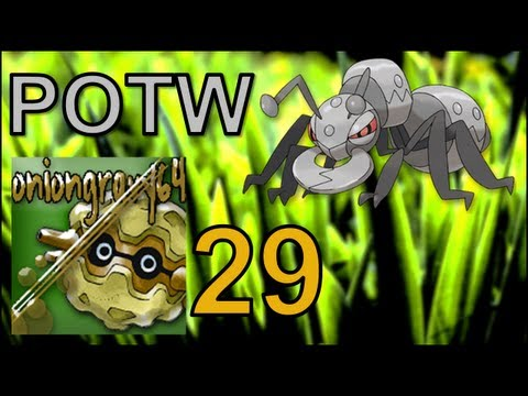 Durant - Pokemon of the Week 29