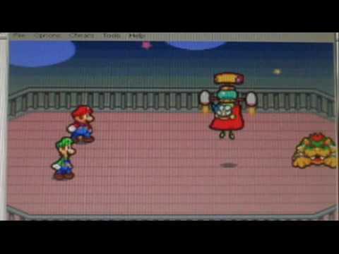 Mario & Luigi: Super Star Saga Part 3 - Fighting Fawful