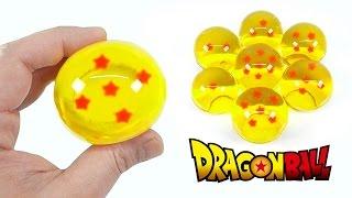 Dragon Ball Jelly ! DIY Edible Water Ball Gummy   MonsterKids
