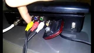Como instalar conversor digital em tv de tubo