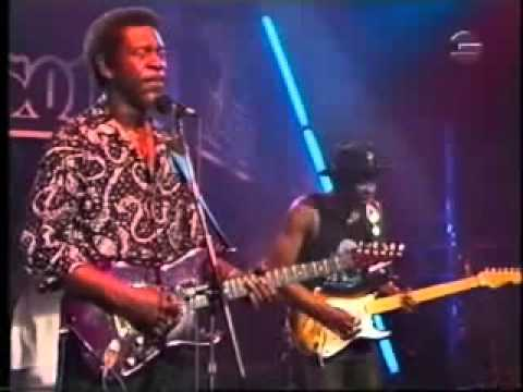 Luther Allison&Bernard Allison - Bad news is coming.flv