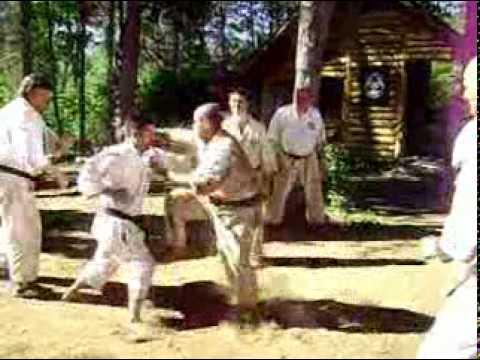 SHINSHINKAN ISSHIN RYU KARATE CAMP ( KUMITE ) Exam to Black Belt ) Image 1