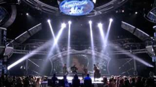 Paul McDonald - The Tracks of My Tears (American Idol Performance)