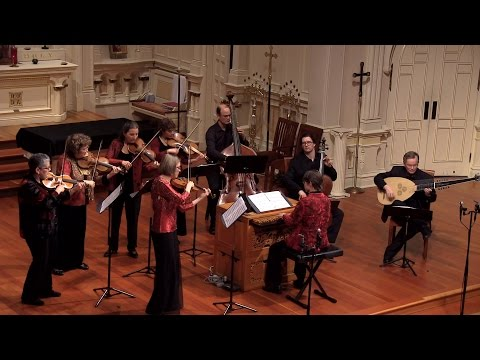 J.S. Bach: Violin Concerto in A Minor BWV 1041, Carla Moore with Voices of Music , Allegro