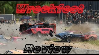 Double-Barrel Gaming Review:  Wreckfest For The Xbox One X