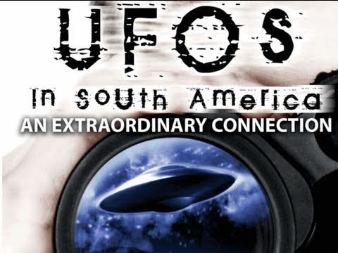 UFO IN SOUTH AMERICA - The Bullet Version Video