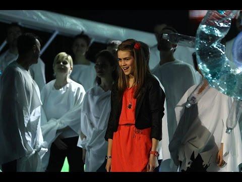 """Michael Jackson - Earth Song. Vezi cum cântă Ioana Mîrți, la """"Next Star""""!"""