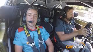 [OTOFUN] - Driving Hyundai's i20 WRC car through Sydney!