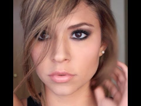 Smoky Eyes ♥ Ojos ahumados ♥ Shelby Ruiz M