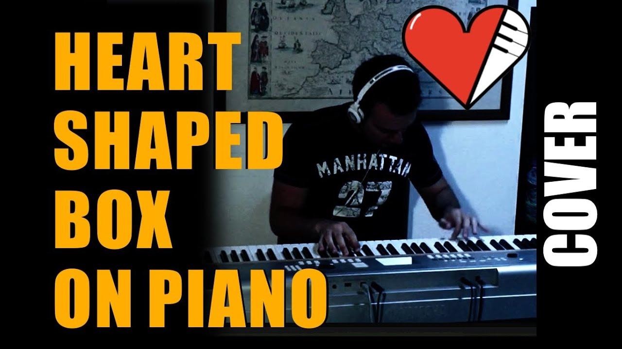 heart shaped box sheet music pdf