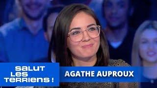 Agathe Auproux « J'aimerais animer une émission plus culturelle » - Salut les Terriens