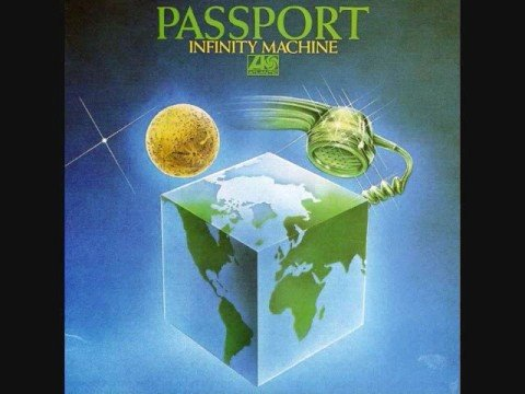 Passport ~ Ostinato