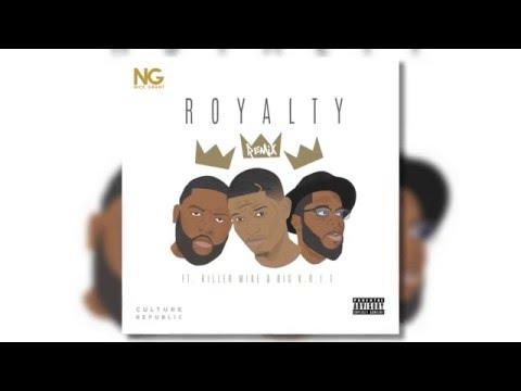Royalty (Remix) ft. Killer Mike & BIG K.R.I.T.